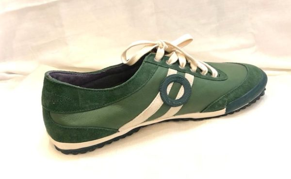 Calzado aro Ido verde