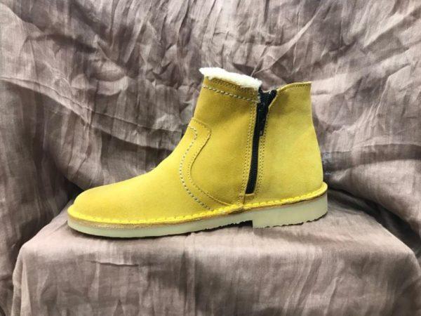 Kikers amarillo