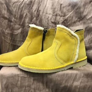 Pisacacas amarillas