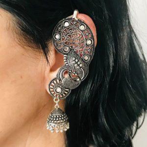 Pendientes diseño oreja