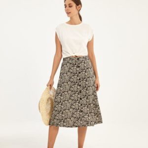Falda batik